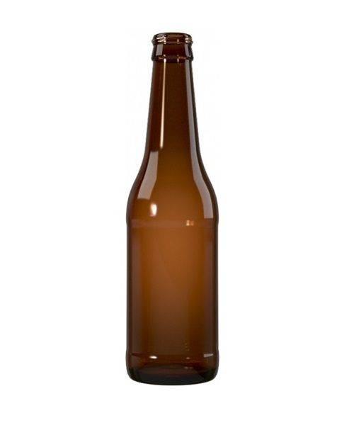 Garrafa Long Neck 355mL (com rosca) Envase Cerveja Artesanal