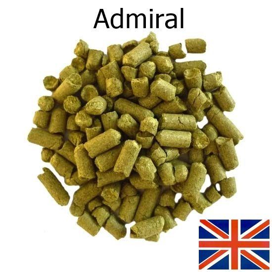 Lúpulo Admiral - Pellet