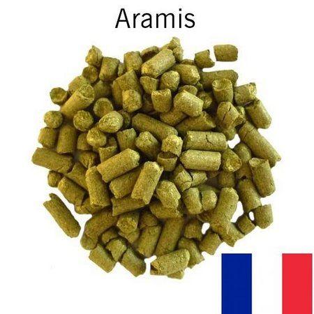 Lúpulo Aramis - Pellet