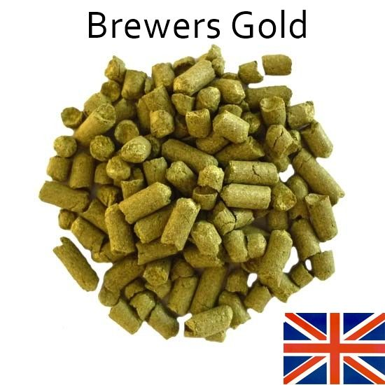 Lúpulo Brewers Gold - Pellet