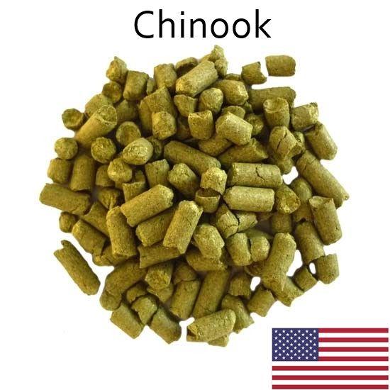 Lúpulo Chinook - Pellet