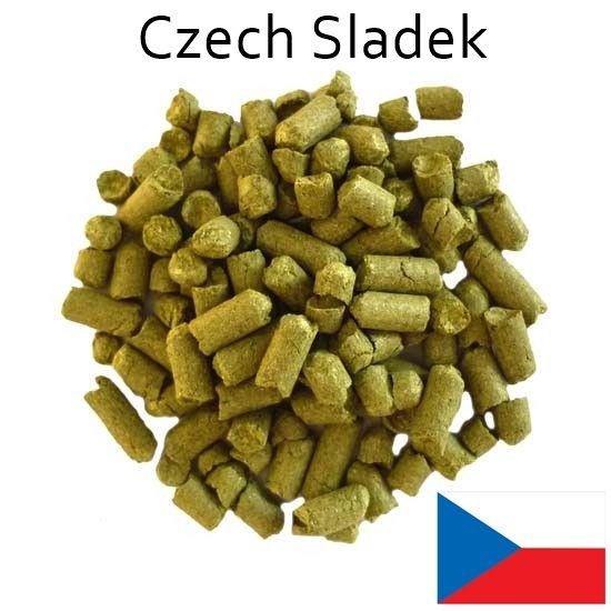 Lúpulo Czech Sladek - Pellet