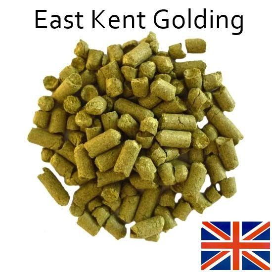Lúpulo East Kent Golding - Pellet