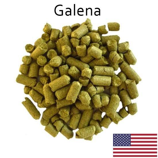 Lúpulo Galena - Pellet