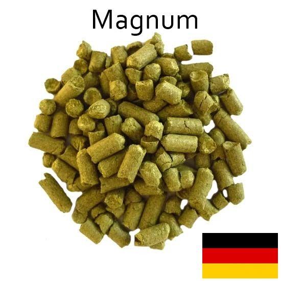 Lúpulo Hallertau Magnum - Pellet