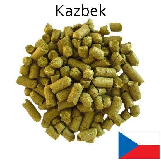 Lúpulo Kazbek - Pellet