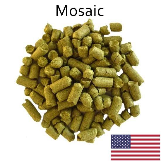 Lúpulo Mosaic - Pellet