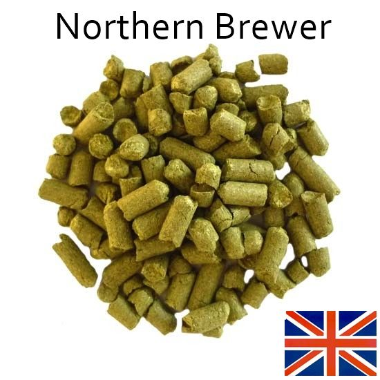 Lúpulo Northern Brewer - Pellet