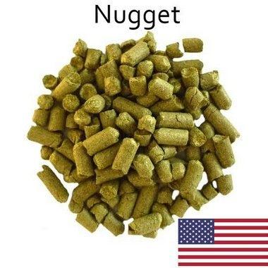 Lúpulo Nugget - Pellet