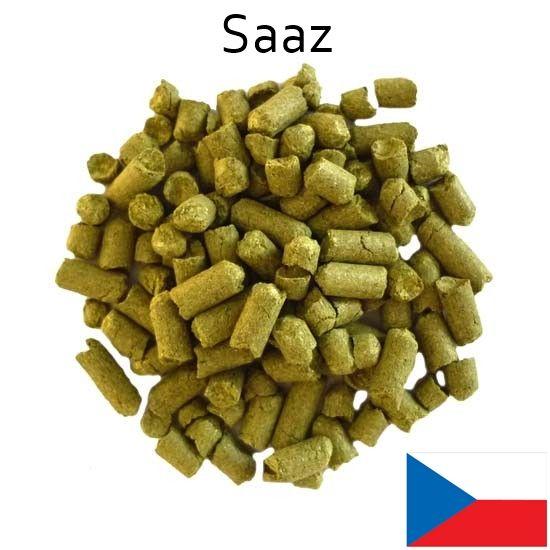 Lúpulo Saaz - Pellet