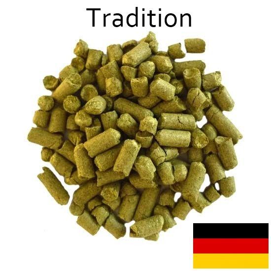 Lúpulo Tradition - Pellet