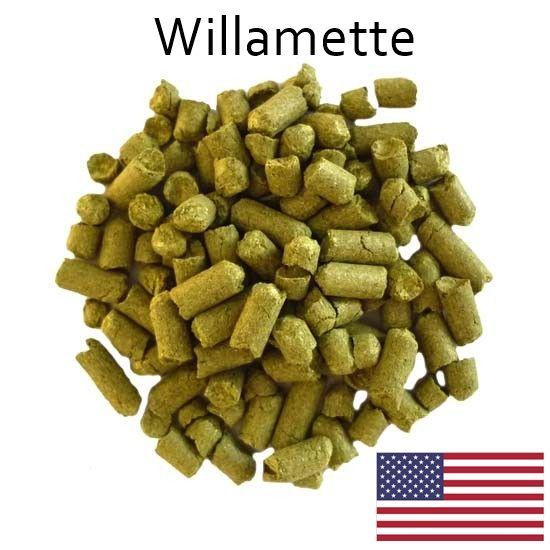 Lúpulo Willamette - Pellet