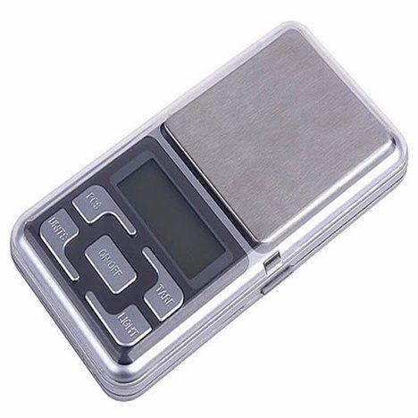 Mini Balança Digital - Alta Precisão - 0,1g até 500g