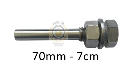 Poço Termométrico Cervejeiro 07cm Inox 304
