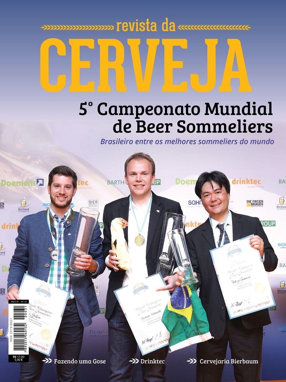 Revista da Cerveja Edição #31 - Novembro/Dezembro 2017