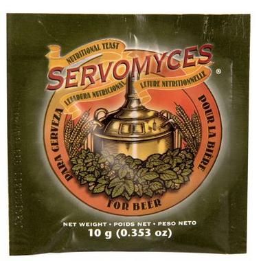 SERVOMYCES - Nutriente Para Fermento - 10g