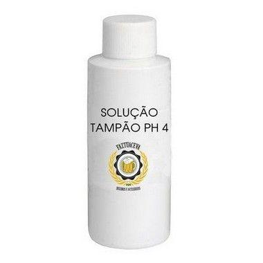Solução Tampão Calibração de pH - pH4