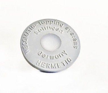 Tampão Cinza para Mini Keg