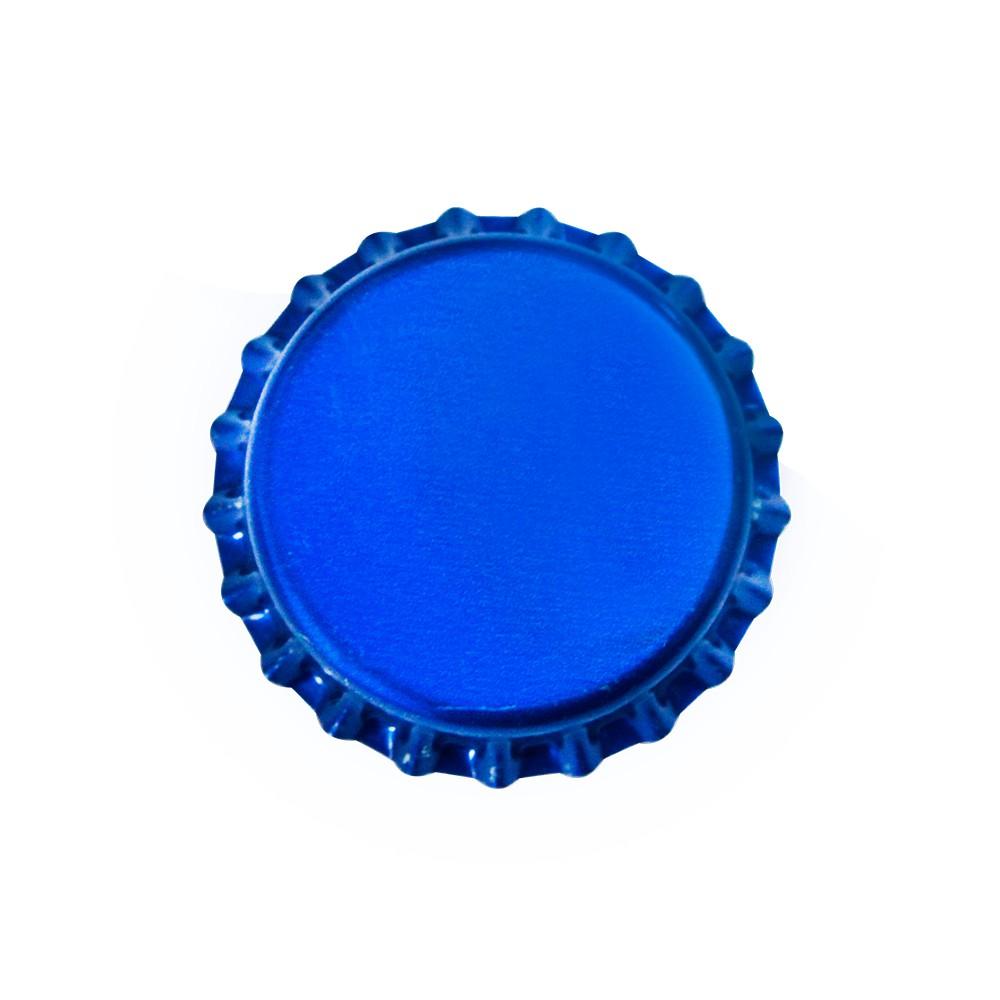 Tampinha Pry-Off - Azul (100 Unid.)