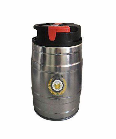 Top Keg 5 Litros com CO2 e Torneira Compensadora de Fluxo