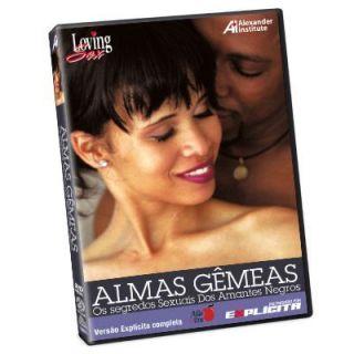DVD - Almas gêmeas - Os segredos sexuais dos amantes negros