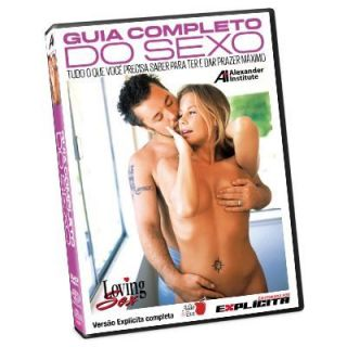 DVD - Guia completo do sexo