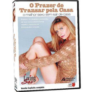 DVD - O Prazer de Transar pela Casa - O melhor sexo sem sair de casa