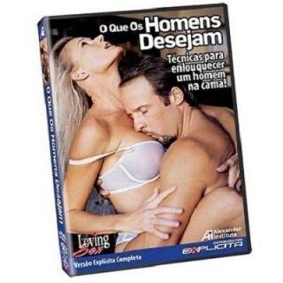 DVD - O que os homens desejam