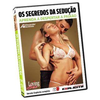DVD - Os Segredos da Sedução