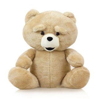 Urso Ted em pelúcia - compartimento secreto e cadeado - penis torninho