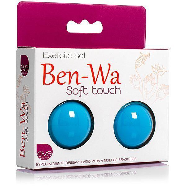 Bolinhas para pompoarismo Ben-Wa - azul
