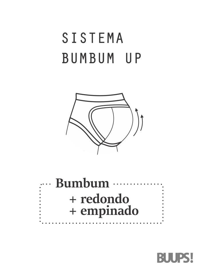 Conjunto Lenhador – BWG – Buups! – do P ao EG