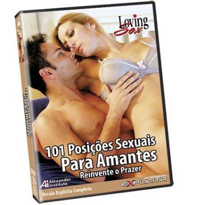 DVD - 101 Posições Sexuais para Amantes