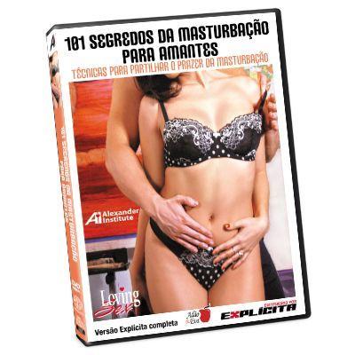 DVD - 101 segredos da masturbação - para amantes