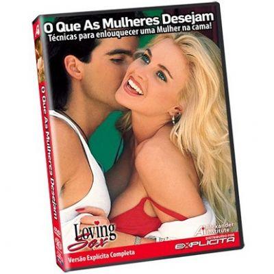 DVD - O que as mulheres desejam