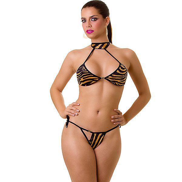 Fantasia feminina - Tigresa