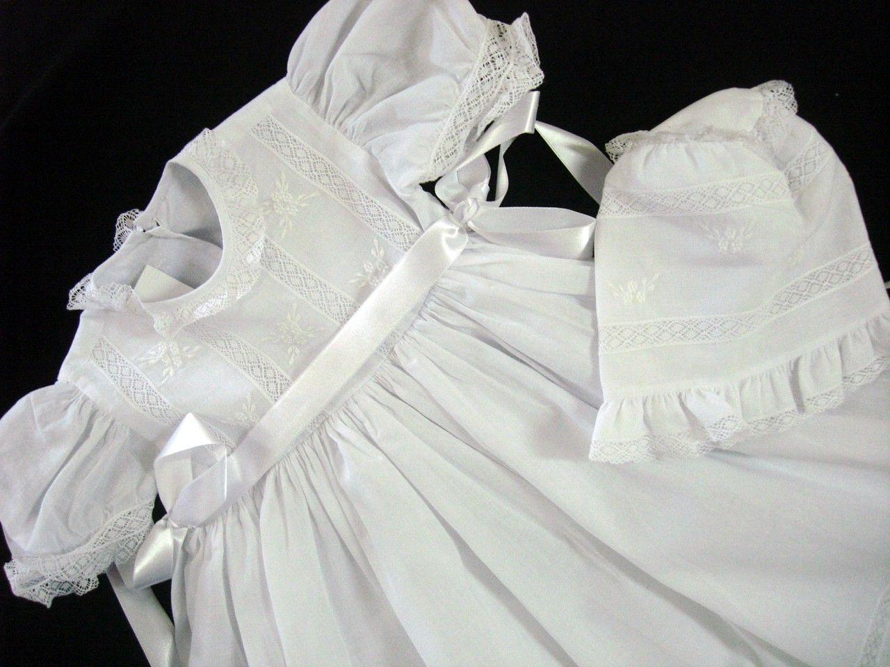 Mandriao Camisola Batizado Laura