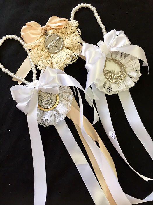 Medalhões do Anjo Guarda para berço