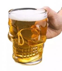 Caneca Para Chopp E Cerveja De Vidro 510Ml – Lyor