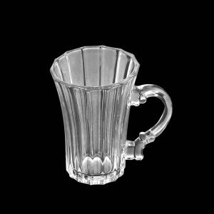 Cj 6 Canecas 85ml de Cristal Renaissance - Lyor