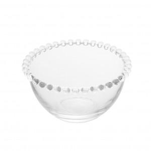 Conjunto 4 Bowls Cristal de Chumbo Pearl 13,5cm - Wolff