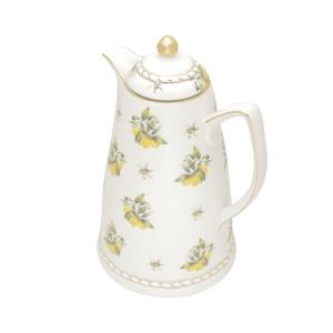 Garrafa Térmica Porcelana Lemon 900ml - Wolff