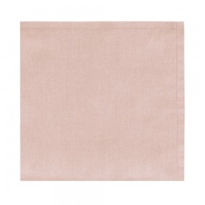 Guardanapo Home 4 Pcs Rosa Cha 40x40