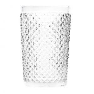 Conjunto 6 Copos Alto Bico De Jaca De Vidro Transparente 355Ml - Rojemac