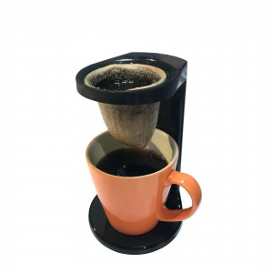 Kit Passador Café Com Caneca Colorida 330Ml - Ou