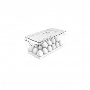 Organizador de Ovos Clear Fresh para 36un Natural - Ou