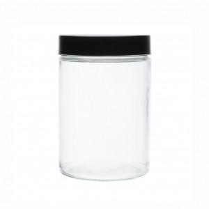 Pote De Vidro Borossilicato Grande Clean Glass - Urban