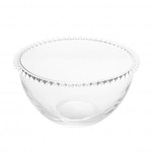 Saladeira Cristal de Chumbo Pearl 21cm - Wolff