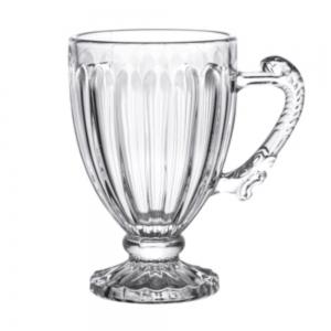Xícara para Café 100ml de Cristal Renaissance - Lyor