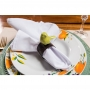 Aparelho de Jantar 20 pç Porcelana Lemon - Mcd